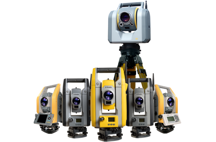 Total Station Optical Portfolio